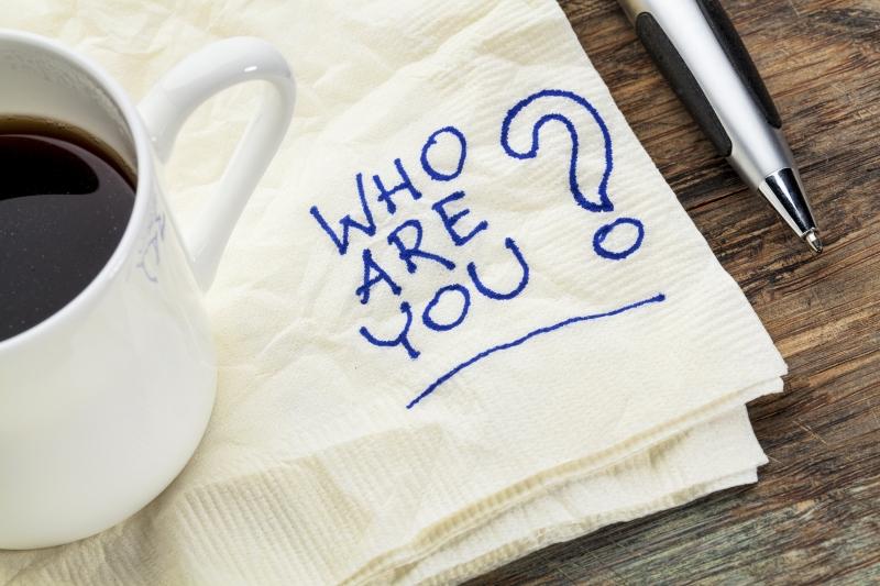 Wie ben jij eigenlijk? | Imago of identiteit