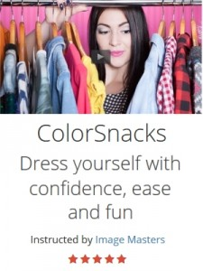 Udemy cursus ColorSnacks
