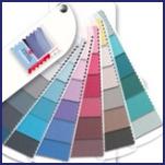 professionele kleuranalyse materialen