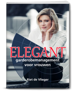 Elegant, garderobemanagement voor vrouwen