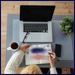 Je Kleurtraining begint direct, met een online programma